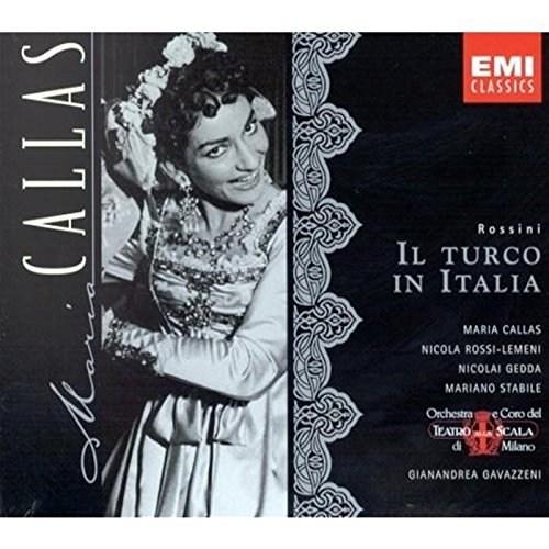 Rossini - Il Turco İn Italia - 2 Cd