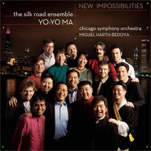Yo-Yo Ma - The Silk Road Ensemble - New Impossibilities Cd