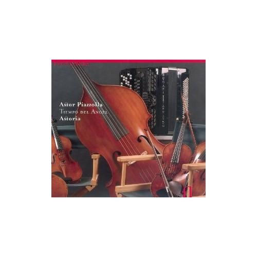 Astor Piazzolla - Tiempo Del Angel Cd