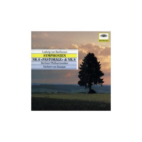 Beethoven - Symphonien Nr. 6 & Nr. 8 (Cd)