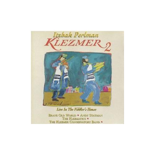 Itzhak Perlman - Klezmer 2 (Cd)
