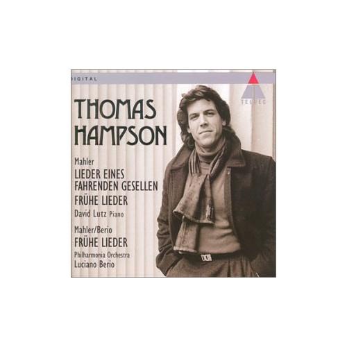 Mahler - Thomas Hampson Cd