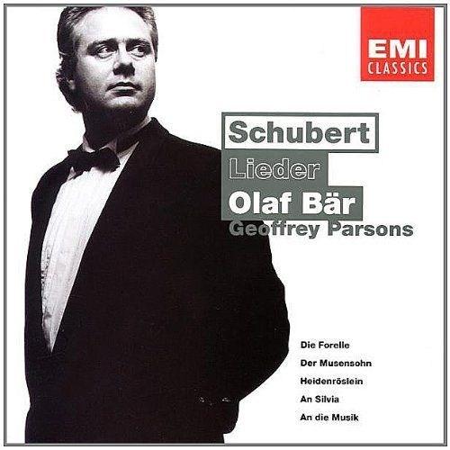 Schubert - Lieder Cd