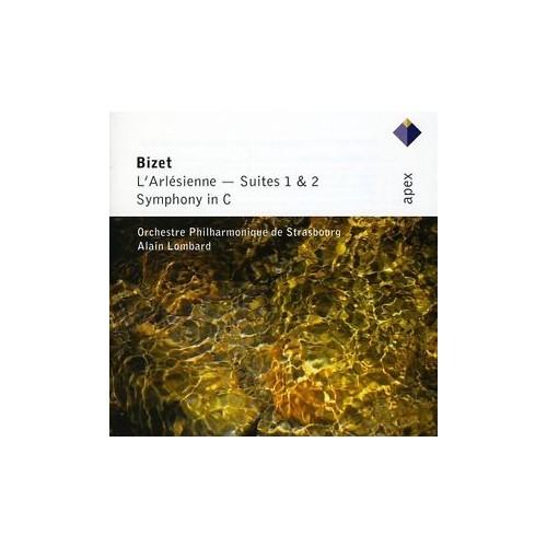 Bizet - L'arlesienne - Suites 1 & 2 (Cd)