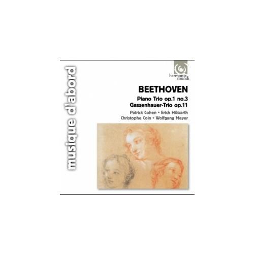 Beethoven - Piano Trio Op. 1 No. 3 (Cd)