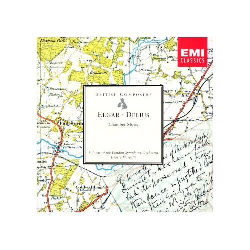 Elgar - Delius - 2 Cd
