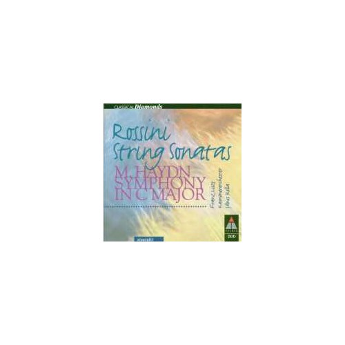 Rossini - M. Haydn Cd