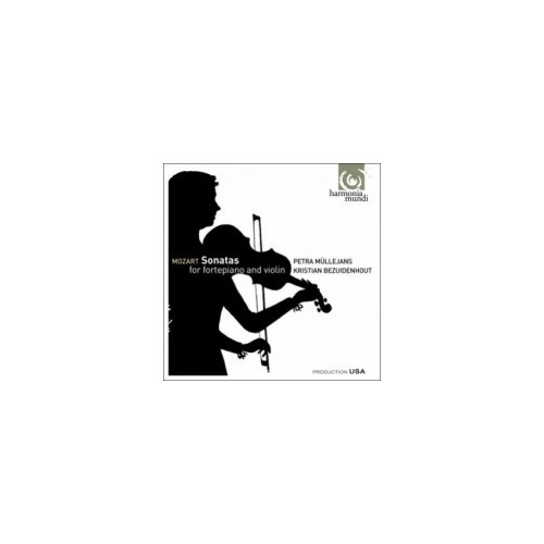 Mozart - Sonatas For Fortepiano And Violin Cd