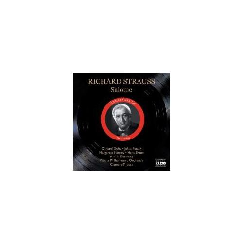 Richard Strauss - Salome Cd