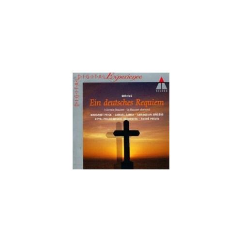 Brahms - Ein Deutsches Requiem Cd