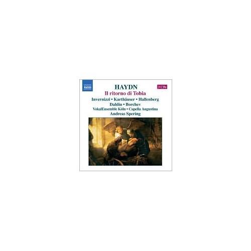 Haydn - Il Ritorno Di Tobia - 3 Cd