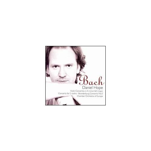 Bach - Daniel Hope Cd