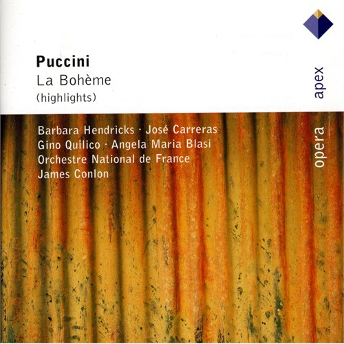 Puccini - La Boheme (Highlights) Cd