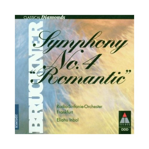 Bruckner - Symphony No.4 (Cd)