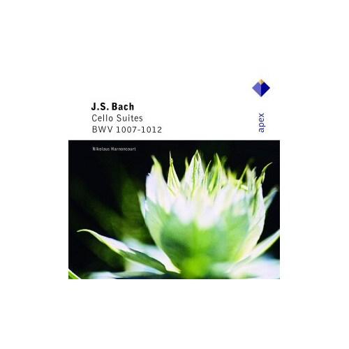 Bach - Cello Suites Bwv 1007-1012 (2Cd)