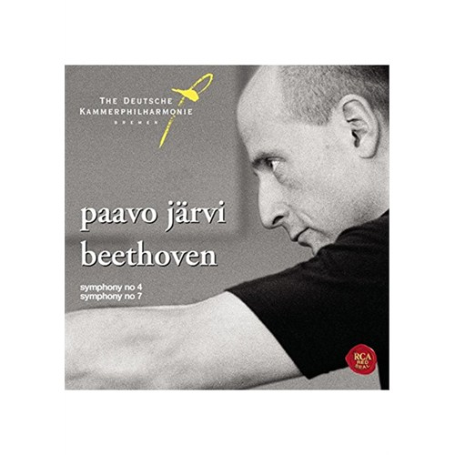 Paavo Jarvi - Beethoven: Symphonies Nos. 4 & 7