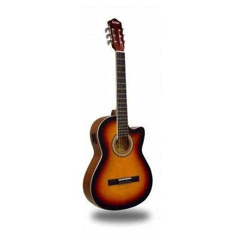 Arenas Gitar Elektro Klasik Arenas Acce825sb