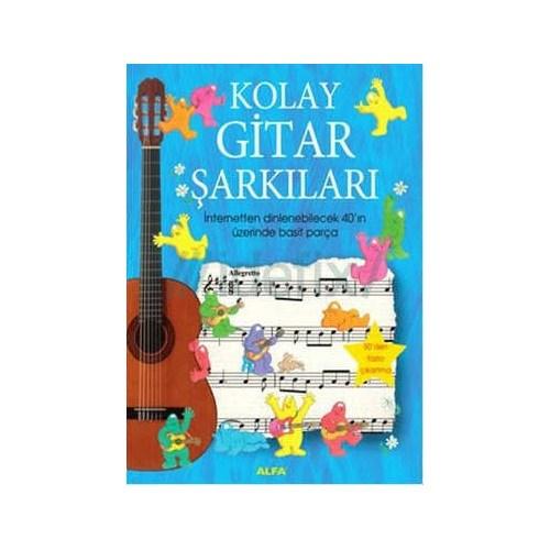 Kolay Gitar Şarkıları