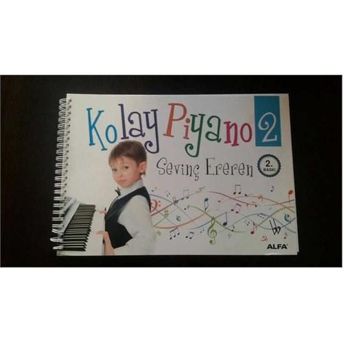 Kolay Piyano 2 - Sevinç Ereren