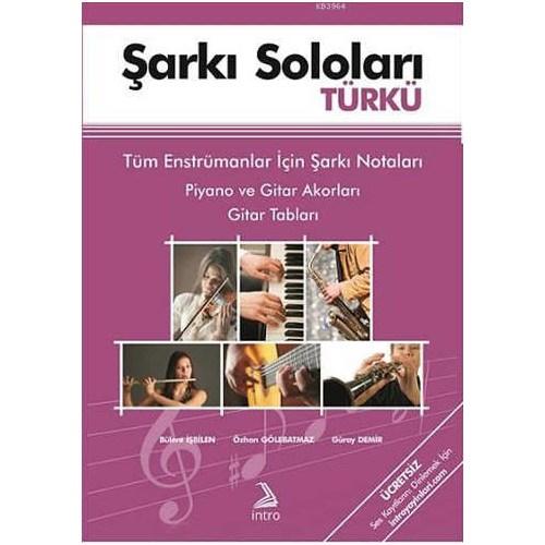 Şarkı Soloları Türkü - Tüm Esntrümanlar İçin