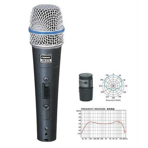 Mikrofon Kaliteli Fugue Fm-57B