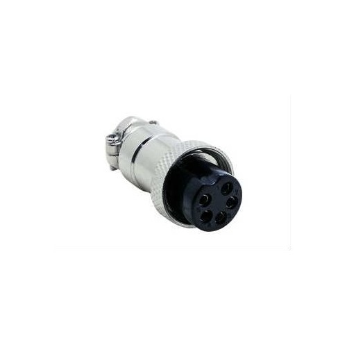 5 Pin Dişi Kablo Tipi Mikrofon Fiş - Mf106
