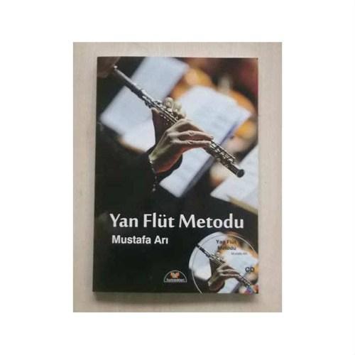 Yan Flüt Metodu -Mustafa Arı - Cd Yeni Baskı