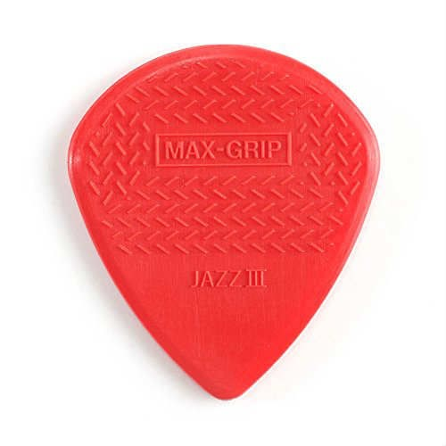 Jim Dunlop Max-Grip Jazz Iıı Nylon - 471R3N Pena