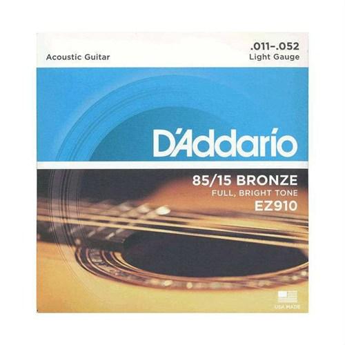 Akustik Gitar Teli (011) Daddario Ez910