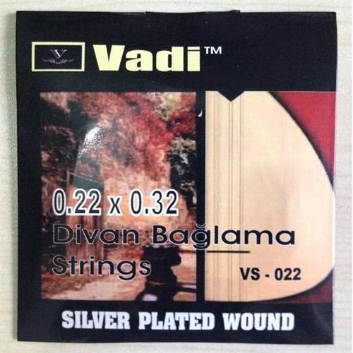 Divan Saz Teli 0,22 Takım Vadi Vs-022