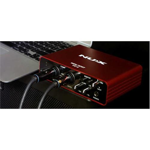 Nux Uc-2 Mini Port Usb Audio Ses Kartı