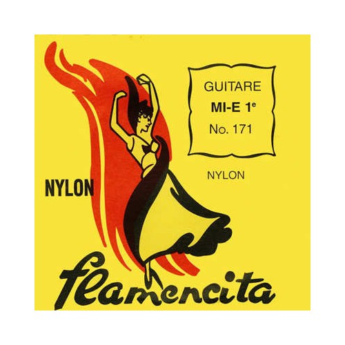 Savarez 170 Flamencita Flamenko Gitar Teli