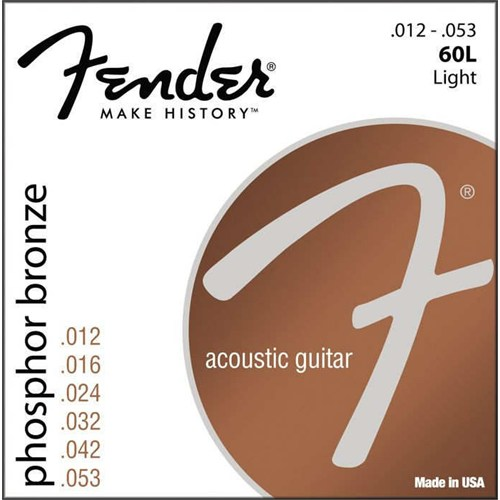 Fender 60L Akustik Gitar Teli 0730060403