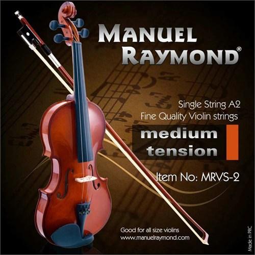 Keman Teli 3 No Re Manuel Raymond Mrvs-3