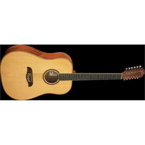 Oscar Schmidt Od312 (12 Telli) Akustik Gitar