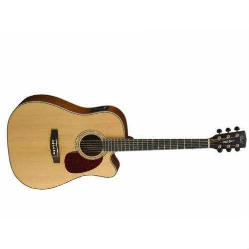 Cort Mr710F-Bwnat Elektro Akustik Gitar