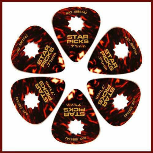 Star Picks Tortoise Pack Medium - 0,71 Mm