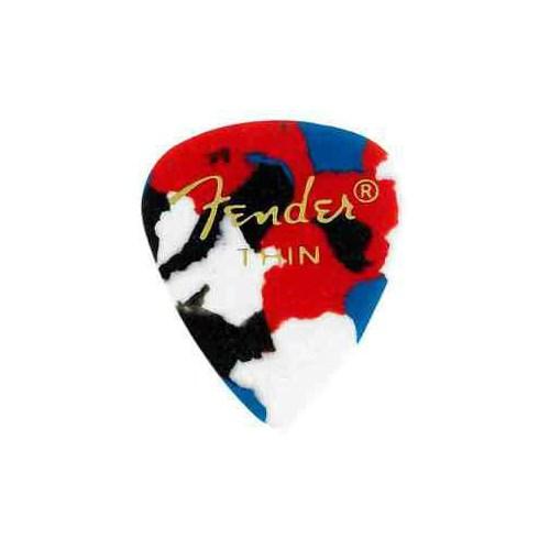 Fender Gitar Penası 351 Shape Picks Confetti