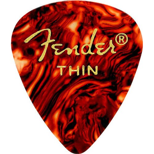 Fender 351 Shape Premium Pena Shell Thin