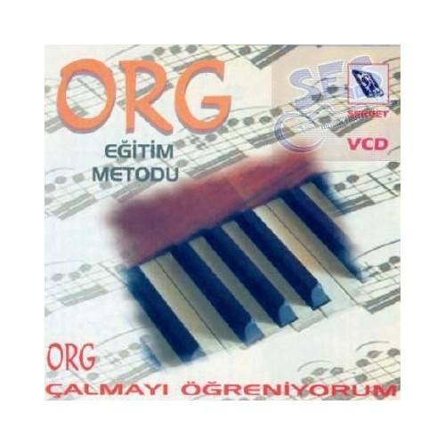 Org Çalmayı Öğreniyorum Vcd - Vcd-016