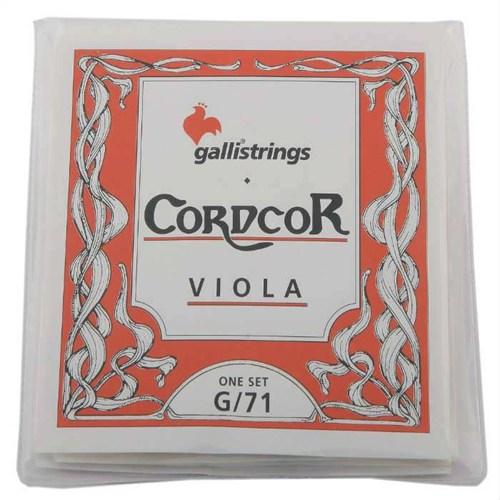 Galli G-71 Viola Teli İtalyan Kalitesi