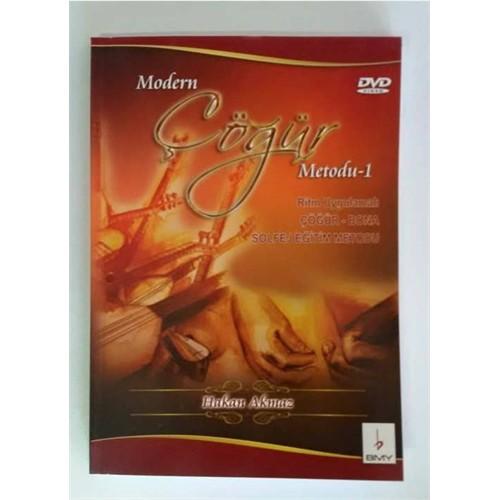 Modern Çöğür Metodu 1 + Dvd - Hakan Akmaz
