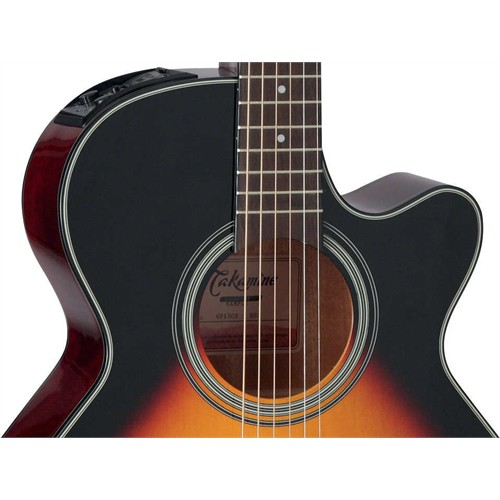 Takamine Gf15Ce Bsb Elektro Akustik Gitar