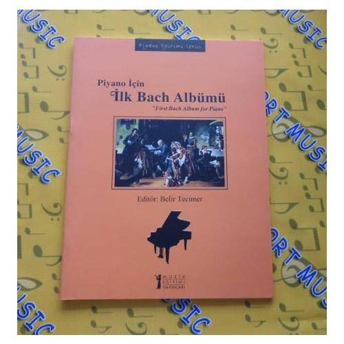 Piyano İçin İlk Bach Albümü - Mey-009