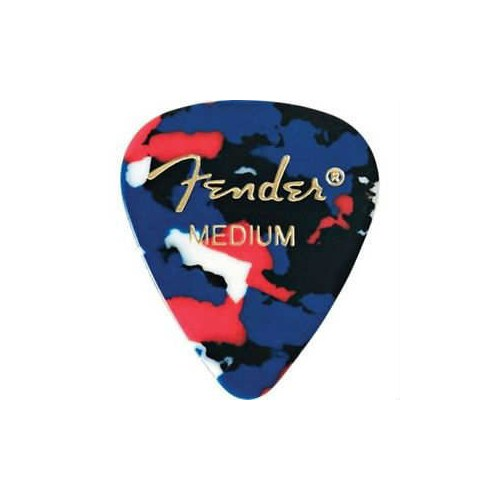 Fender 0980351850 12 Pack Confetti Medium
