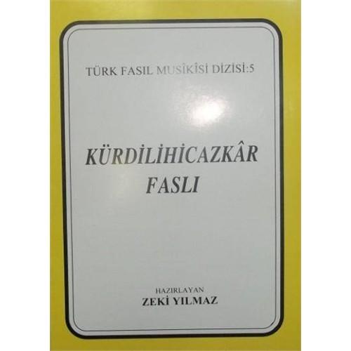 Türk Fasıl Musiki Dizi Kürdilihickar Cgm-013