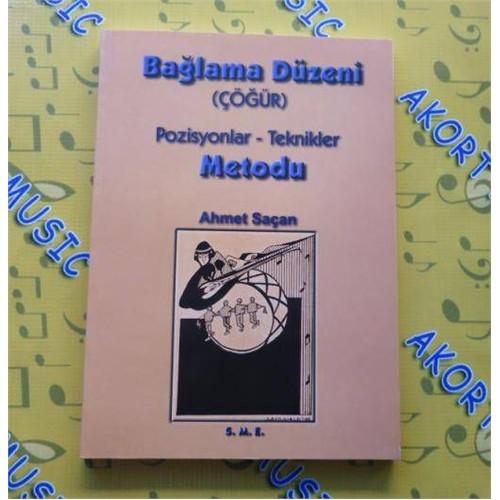 Bağlama Düzeni Çöğür - Ahmet Saçan -Snf-023