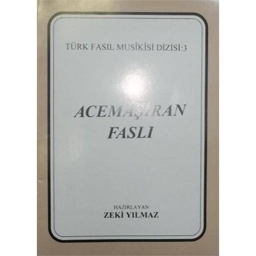 Türk Fasıl Musiki Dizi Acemşiran Cgm-008