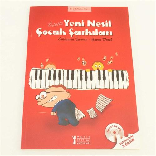 Yeni Nesil Çocuk Şarkıları S.Tarman-Y.Durak