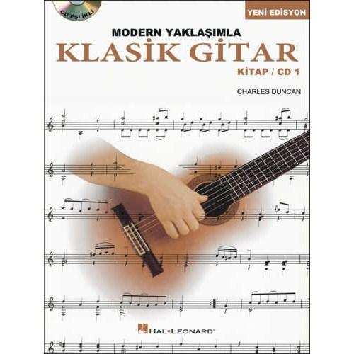 Modern Yaklaşımla Klasik Gitar 1 / Charles D
